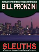 Cover for 'Sleuths'