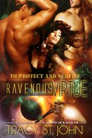 Cover for 'Ravenous Virtue'
