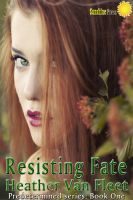 Cover for 'Resisting Fate'