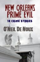 Cover for 'New Orleans Prime Evil'