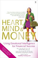 Cover for 'Heart, Mind & Money: Using Emotional Intelligence with Money'