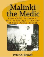 Cover for 'Malinki the Medic'