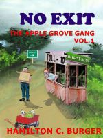 Cover for 'NO EXIT (The Apple Grove Gang #1)'