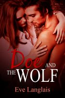 Cover for 'Doe and the Wolf'
