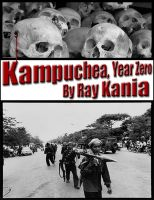 Cover for 'Kampuchea, Year Zero'