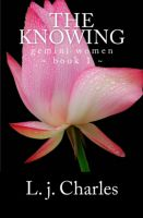 Cover for 'The Knowing'