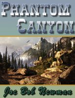 Cover for 'Phantom Canyon'
