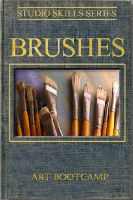 Cover for 'BRUSHES'
