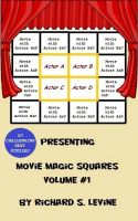Cover for 'Movie Magic Squares: Volume 1'