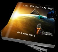 Cover for 'Taz World Order'