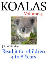Cover for 'Cute Koalas (Read it book for Children 4 to 8 years)'