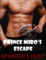 Cover for 'Prince Miro's Escape'