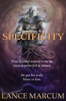 Cover for 'Specificity'