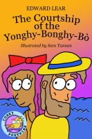 Cover for 'The Courtship of the Yonghy-Bonghy-Bo (Corky Portwine edition)'