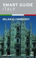Cover for 'Smart Guide Italy: Milan & Lombardy'