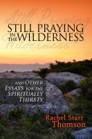 Cover for 'Still Praying in the Wilderness and Other Essays for the Spiritually Thirsty'