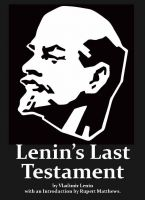 Cover for 'Lenin's Last Testament'