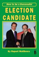Cover for 'How To Be a Successful Election Candidate'