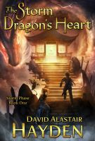 Cover for 'The Storm Dragon's Heart'
