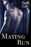 Cover for 'Mating Run (Gay Werewolf Erotica)'