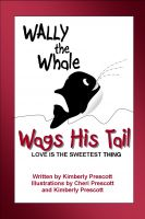 Cover for 'Wally the Whale Wags His Tail'