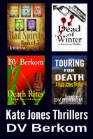 Cover for 'The Kate Jones Thriller Series: Vol. 1 (Boxed Set)'