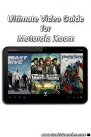 Cover for 'Motorola Xoom Video Guide'
