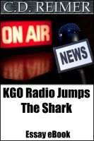 Cover for 'KGO Radio Jumps The Shark (Essay)'