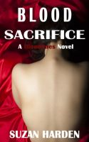 Cover for 'Blood Sacrifice (Bloodlines #5)'