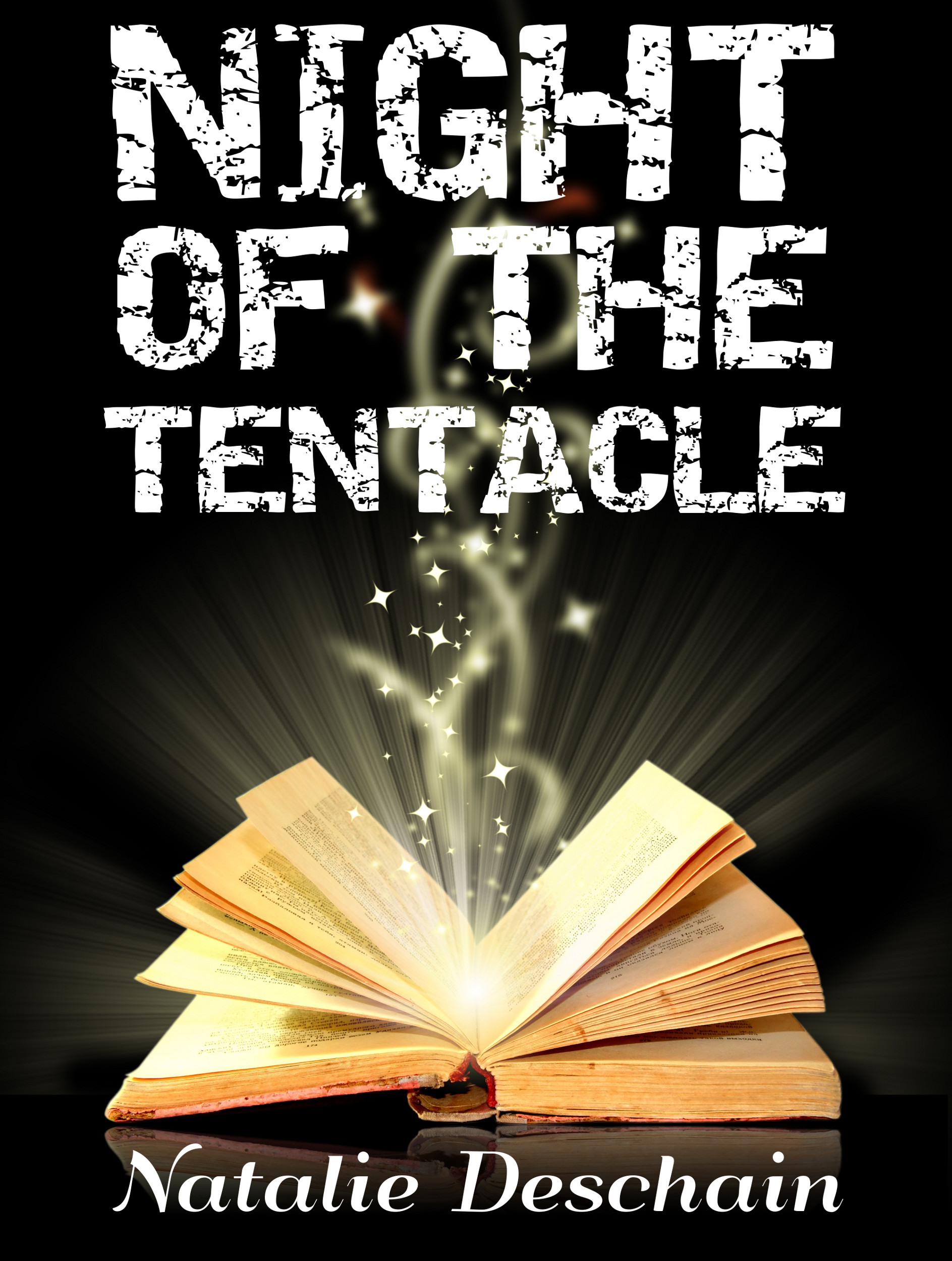Natalie Deschain - Night of the Tentacle (A Tentacle Gangbang Epic)