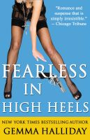 Cover for 'Fearless in High Heels'