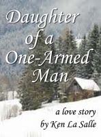 Cover for 'Daughter of a One-Armed Man'