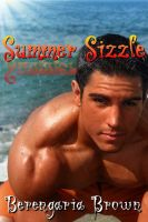 Cover for 'Summer Sizzle'