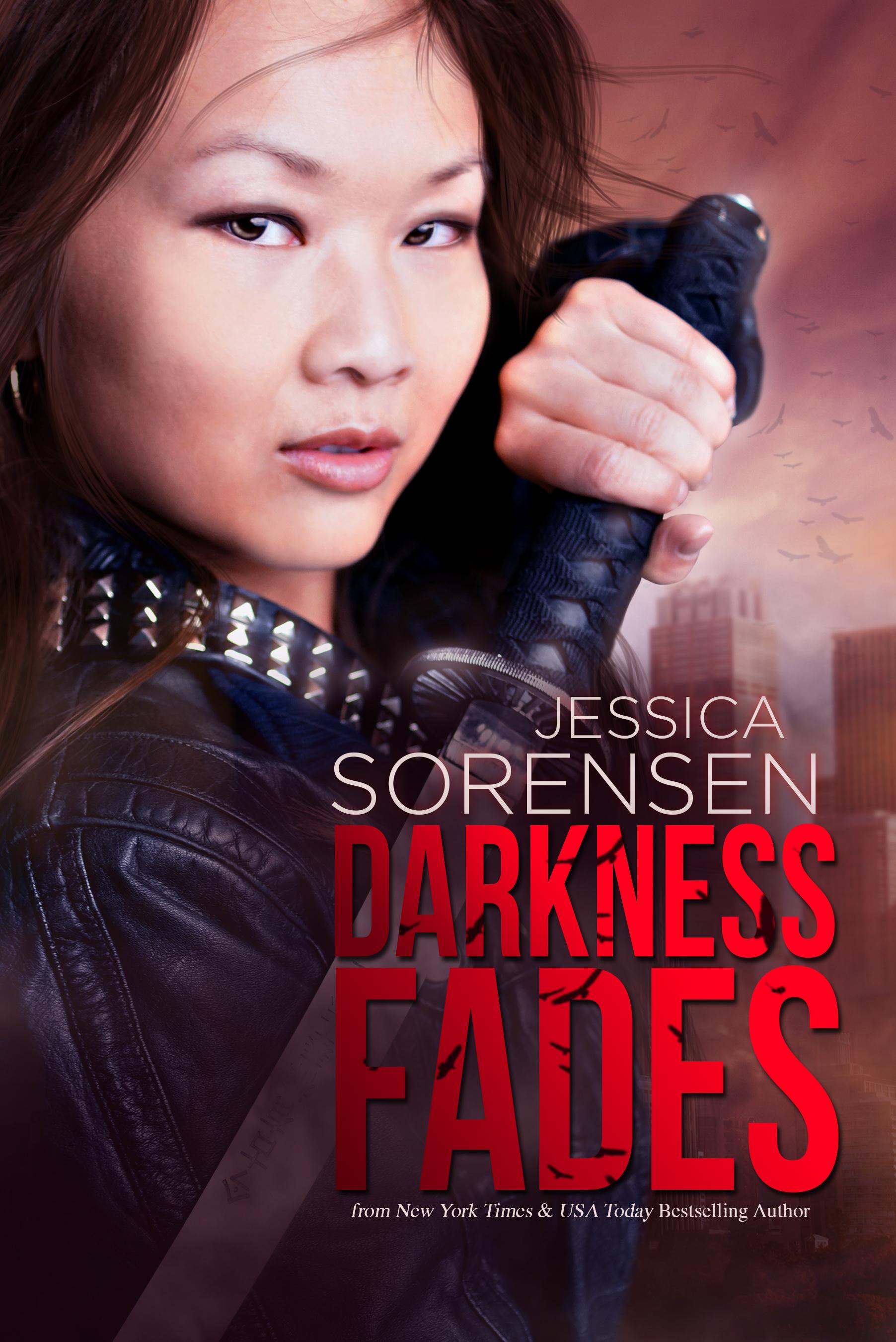 Jessica Sorensen - Darkness Fades (Darkness Falls Series, Book 3)