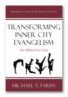 Cover for 'Transforming Inner City Evangelism'