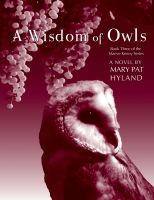 Cover for 'A Wisdom of Owls'