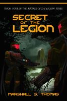 Cover for 'Secret of the Legion'