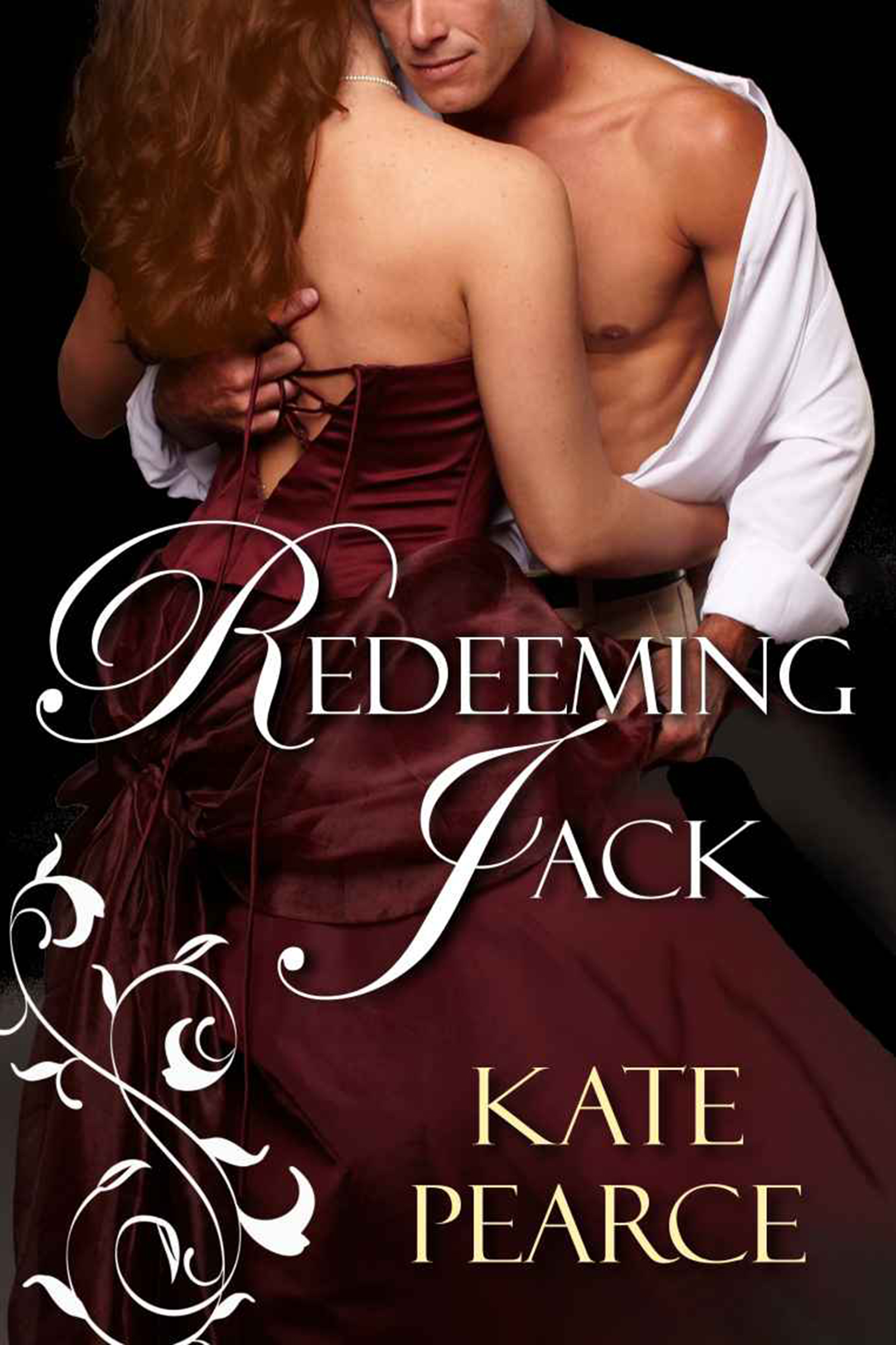 Kate Pearce - Redeeming Jack