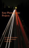 Cover for 'Easy Photographic Projects'