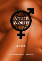 Cover for 'Adult World'