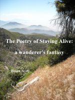 Cover for 'The Poetry of Staying Alive'