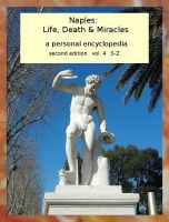 Cover for 'Naples: Life, Death & Miracles vol. 4'