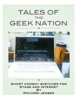 Cover for 'Tales of The Geek Nation'