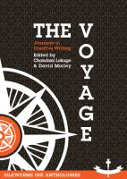 Cover for 'The Voyage: Edited by Chandani Lokuge & David Morley'