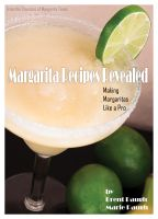Cover for 'Margarita Recipes Revealed'