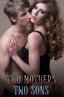 Cover for 'Two Mothers Two Sons (Pseudo Incest Taboo Group Sex)'