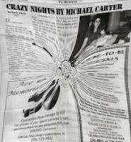 Cover for 'Crazy Nights'
