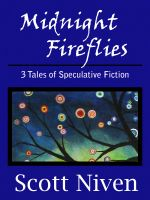Cover for 'Midnight Fireflies: 3 Tales of Speculative Fiction'