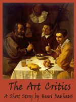 The Art Critics cover