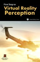 Cover for 'First Step to Virtual Reality Perception'
